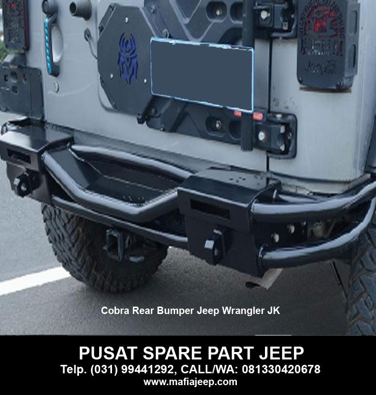Cobra Rear Bumper Jeep Wrangler JK,Cobra Rear Bumper Jeep, jualCobra Rear Bumper Jeep Wrangler JK, jual Cobra Rear Bumper Jeep, hargaCobra Rear Bumper Jeep Wrangler JK, harga Cobra Rear Bumper Jeep,Cobra Rear Bumper Jeep Wrangler JK murah,Cobra Rear Bumper Jeep murah