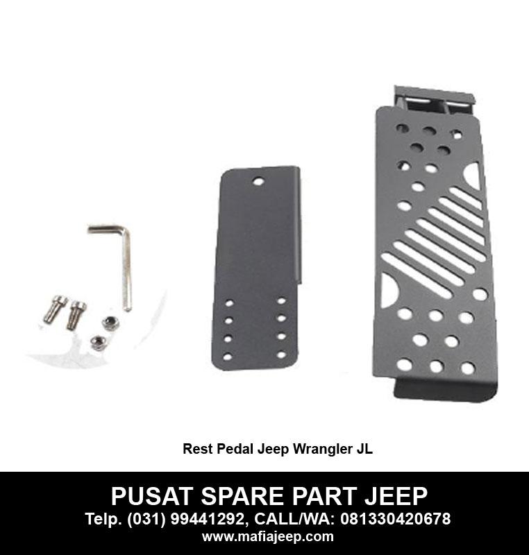 Rest Pedal Jeep Wrangler JL,Rest Pedal,Rest Pedal Jeep,jual Rest Pedal Jeep Wrangler JL, jual Rest Pedal, jual Rest Pedal Jeep,hargaRest Pedal Jeep Wrangler JL, harga Rest Pedal, harga Rest Pedal Jeep